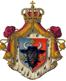 220px-Coat of arms of the Duchy of Bukovina