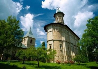 Dragomirna Monastery (2)