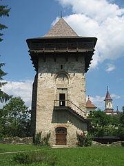 Humor Monastery (Tower)