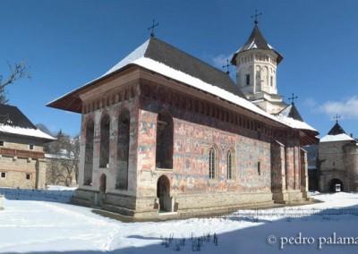 Moldovita Monastery - Painted Monasteries (6)
