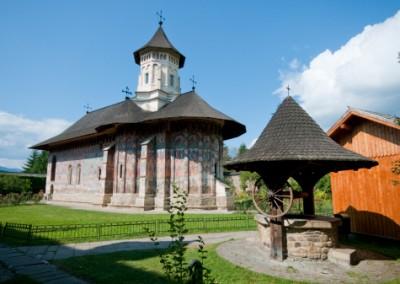 Moldovita Monastery - Painted Monasteries (7)