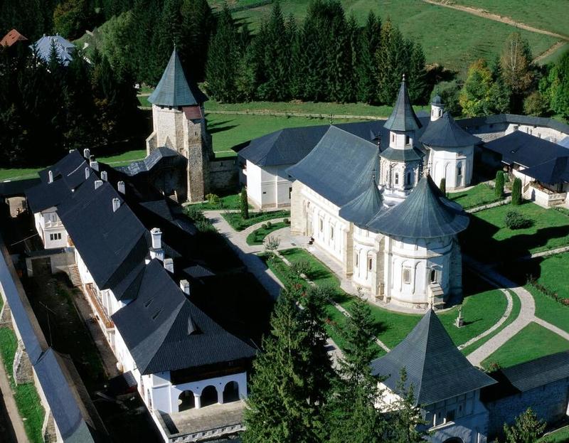 Putna Monastery Bucovina