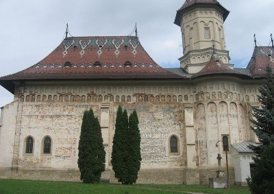 St John the New of Suceava Monastery (2)