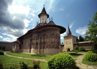 Sucevita Monastery (12)
