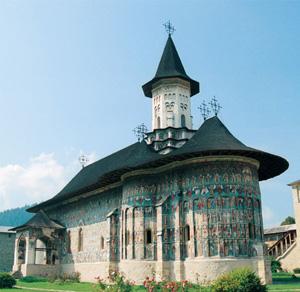 Sucevita Monastery (4)