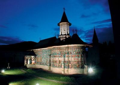 Sucevita Monastery (5)