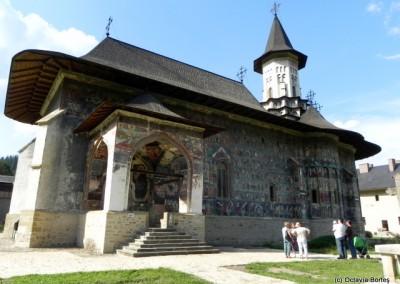 Sucevita Monastery (6)