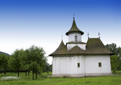 Patrauti Church, Bucovina, Romania
