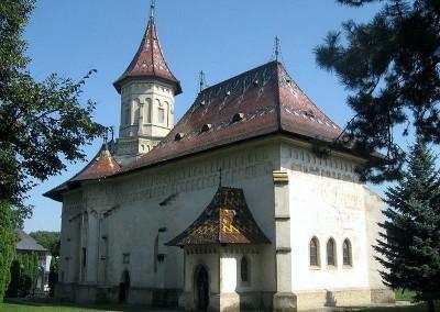 St. John Monastery in Suceava